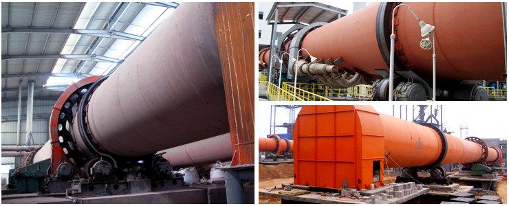 活性石灰生产线,活性石灰生产工艺流程 